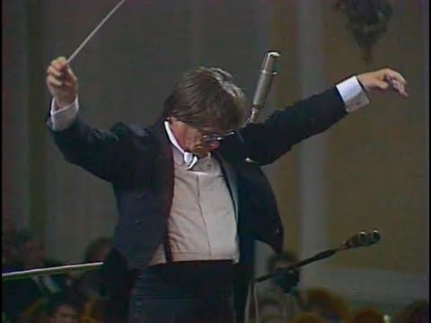 Vladimir Fedoseyev conducts Valeri Kikta Vladimir the Baptist - video 1992