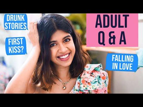 Drunk Stories, First Kiss, Adult Q&A LOL | Sejal Kumar