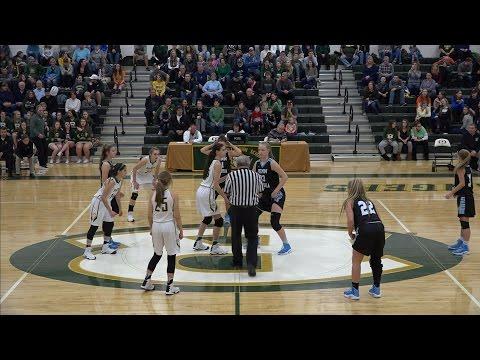Forest Hills Varsity Girls' Basketball vs Penn Cambria (1/16/17)
