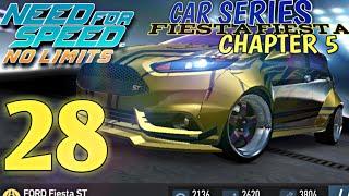 NEED FOR SPEED NoLimits - Car Series : Fiesta Fiesta - Chapter 5 | Episode 28