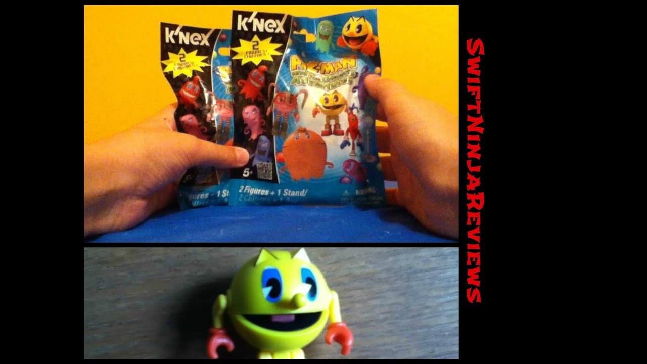 K Nex Pac Man And The Ghostly Adventures Mystery Figure