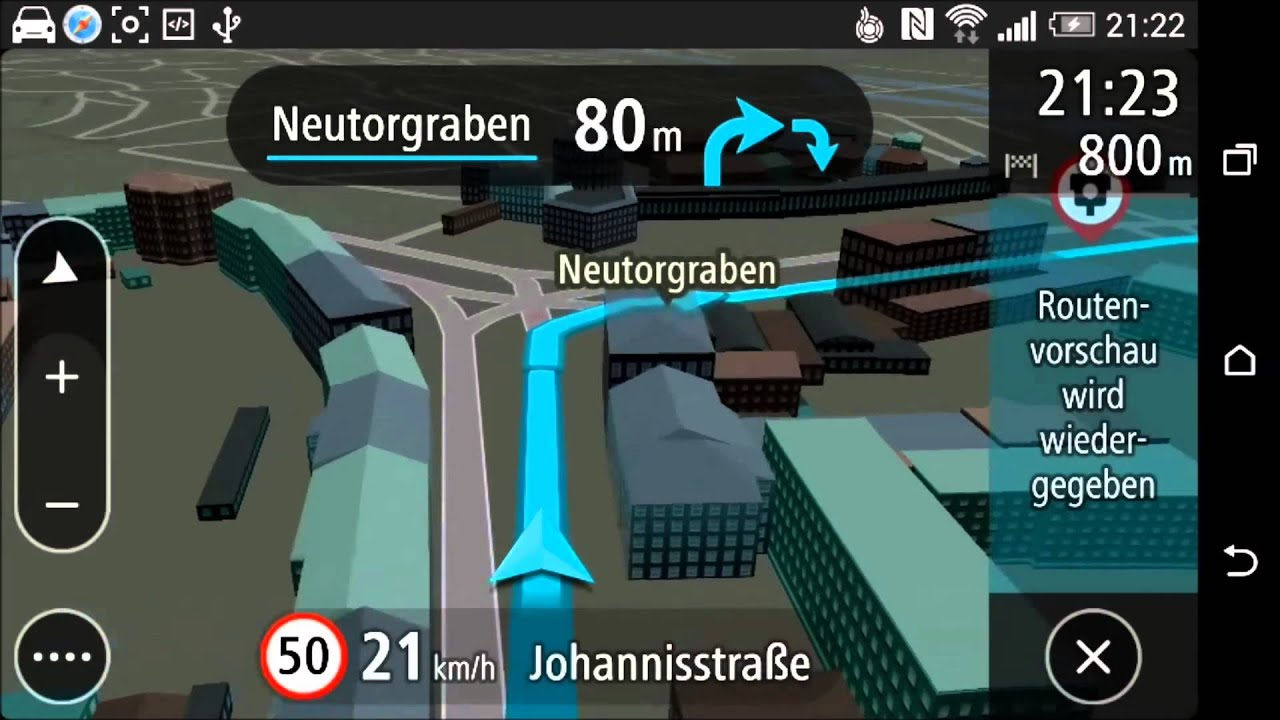 tomtom gps navigation traffic 4deb 02 n rnberg youtube. Black Bedroom Furniture Sets. Home Design Ideas