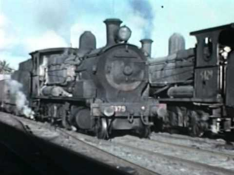Australian Steam Trains - Steam In New South Wales (Part 5 of 5)