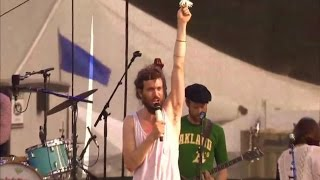 Edward Sharpe & The Magnetic Zeros - Janglin (LIVE @ Bonnaroo 2013)