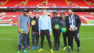One of Sidemen's most viewed videos: SIDEMEN CROSSBAR CHALLENGE