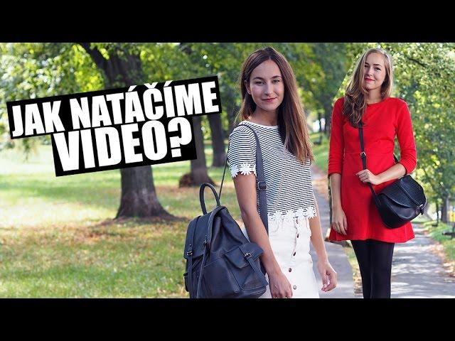 VLOG | Jak natáčíme fashion video?