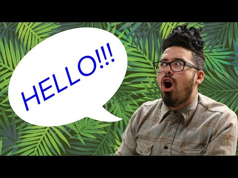 What Hello Really Means To Latinos