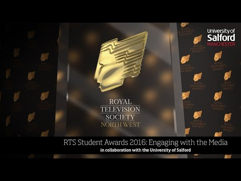 RTS North West Student Awards - Live Stream
