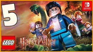 Lego Harry Potter Collection Years 5-7 HD Part 5 A Giant Virtuoso