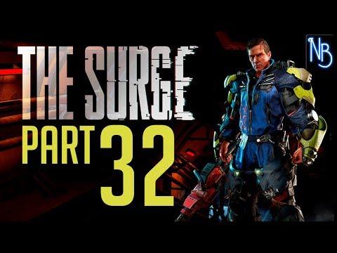The Surge Walkthrough Part 32 No Commentary