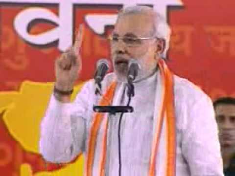 Gujarat's progress for India's progress is our Mantra-Shri Modi
