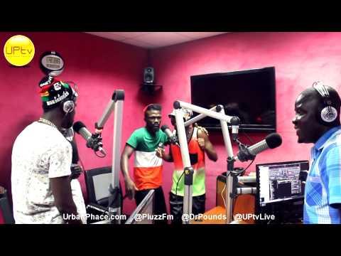 Yaa Pono On HipHopGH Pt II [UrbanPhaceTV]