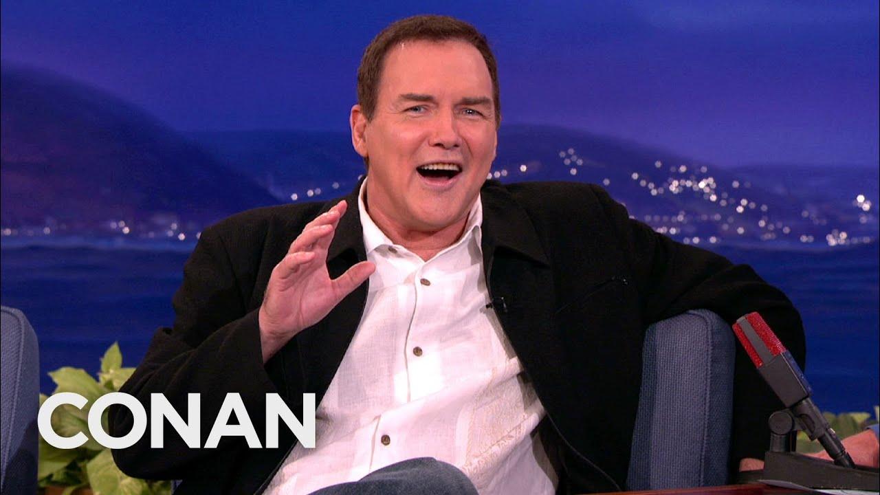 Download Norm Macdonald Tells The Most Convoluted Joke Ever - CONAN on TBS