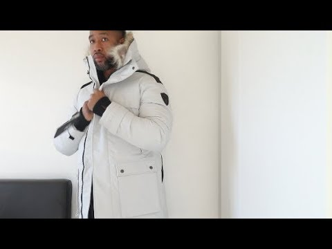 NOBIS WINTER JACKET AW17 REVIEW