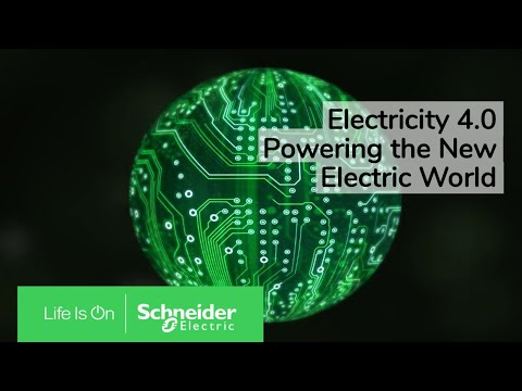 Electricity 4.0: Powering the New Electric World   Schneider Electric