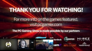 E3 2018 Stream - PC Gaming Show