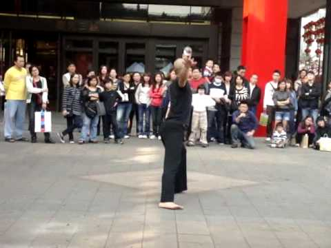 Taipei 101 Street Performance