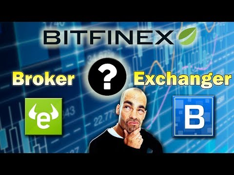 ¿Bitcoin Broker O Exchanger? Etoro Vs Bifinex Vs Bittrex
