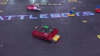 BattleBots Basement Tapes: THE FOUR HORSEMEN vs. DOUBLE JEOPARDY vs. LUCKY