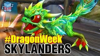 Skylanders DRAGON WEEK Camo