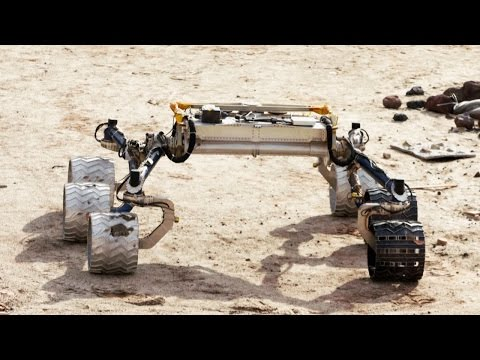 Meet Curiosity Rover's Brother,