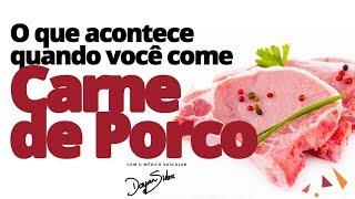 CARNE DE PORCO, TENHO COLESTEROL ALTO, posso comer?  | Dr. Dayan Siebra