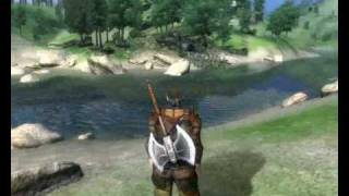 The Elder Scrolls 4: Oblivion  Gameplay