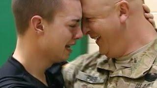 Soldados Surpreender Regresso A Casa. Compilação [Novo Hd]
