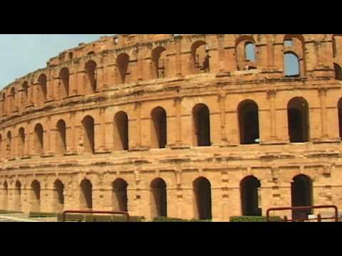 EL DJEM TUNISIA UNESCO Wolrld Heritage Site
