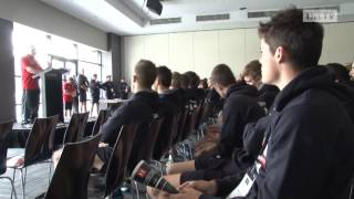 Kevin Sheehan on potential Melbourne draftees