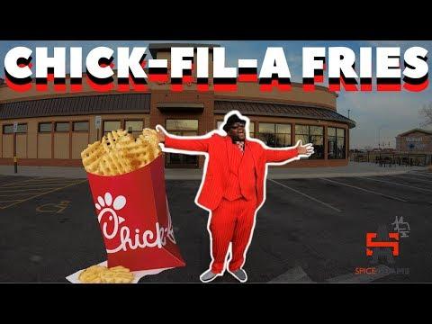 Fries (Bazzi - Mine Parody)