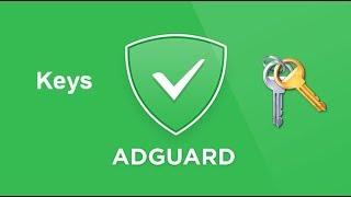 получаем вечную активацию Adguard Premium 2018