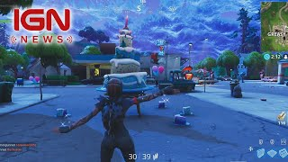 Fortnite Frustrations Emerge with Overpowered SMG - IGN News