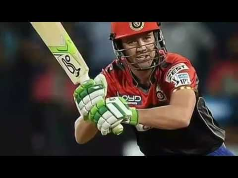 IPL 2017 - RCB VS KXIP AB DE Villiers 89 Off 46 COMMENTARY HIGHLIGHTS Images ONLY