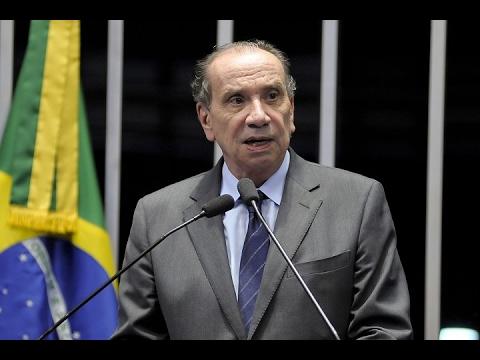 Aloysio Nunes Defende Indicação De Alexandre De Moraes