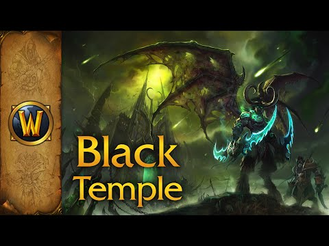 World of Warcraft - Music & Ambience - Black Temple