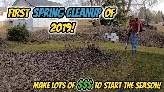 First Spring Cleanup of 2019! | Loadhandler Test | Fanmail!!