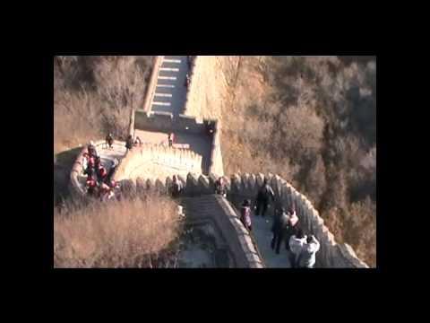 Around the globe Del 8 Beijing   Kinesiska muren & olymp
