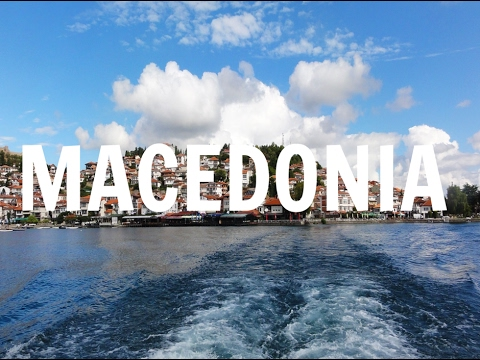 MACEDONIA TRAVEL VIDEO BLOG