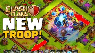 TOWN HALL 12 NEW TROOP LEAKED | Electric New Troop Speculation | Clash of Clans June Update