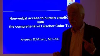 Lüscher Color Test: An Introduction to the Psychology of Color