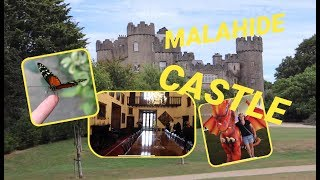 eXplore Travel - EUROPE, Dublin day 2 - MALAHIDE CASTLE ✈️🏰☘️