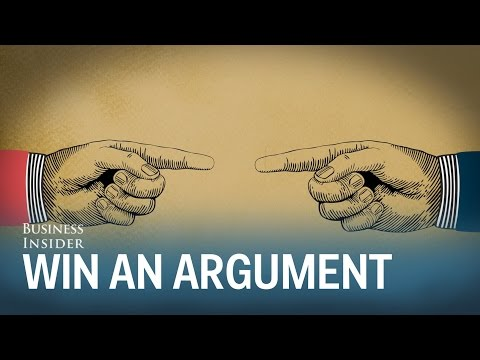 Thumbnail: How to win an argument