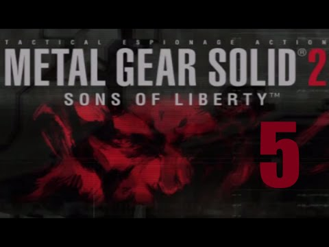 Download PS2 Longplay - Metal Gear Solid 2: Sons of Liberty (Part 5 of 8) ''The REAL Solid Snake/Swimming''