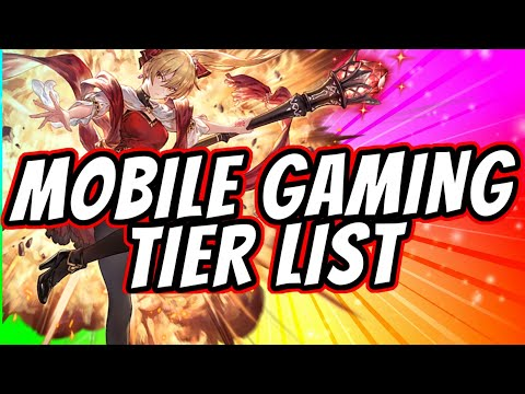 Mobile Gaming Tier List : April 2020 - (Gacha/Hero Colllectors, MMO's,RPGs)