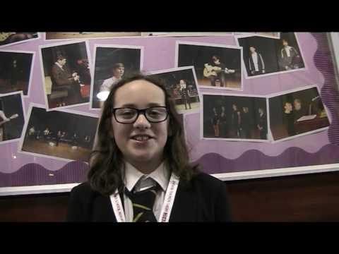 Herne Bay High School - BBC News Report 2017 – Music and World Book Week at Herne Bay High School