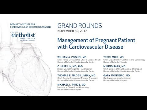 Management of Pregnant Patient with CV Disease (LIN, PARK, MACGILLIVRAY, MONTEIRO) November 30, 2017
