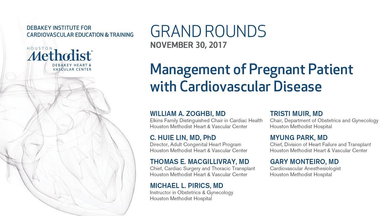 Management of Pregnant Patient with CV Disease (LIN, PARK ...