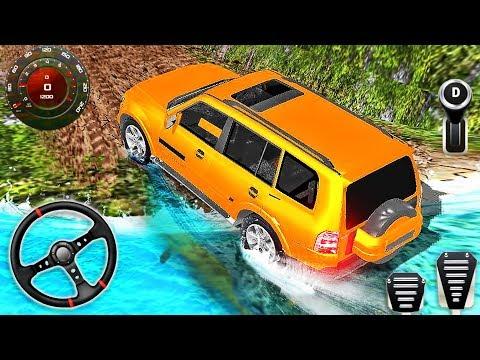 Offroad Prado Car Driving - Real 4x4 SUV Hill Simulator - Android GamePlay