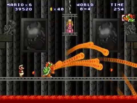 Mario Forever 6.0 PC Full Walkthrough